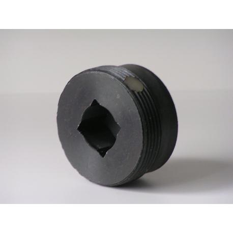 Ślizg metal podpora Jcb3cx