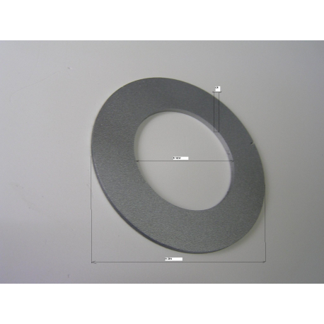 podkładka stalowa fi 31*50*1